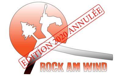 Le 17e Rock am Wind Festival est reporté à 2021